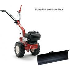 AL-KO BF 5002R Multi-Tool Power Unit & Snow Plough