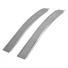 AL-KO Curved Aluminium Loading Ramps (Max Load 400kg)