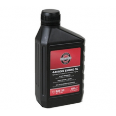Briggs & Stratton 4 Stroke SAE30 0.6L Engine Oil 100005E