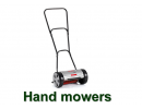 Traditional Hand Lawnmowers