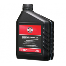 Briggs & Stratton 4 Stroke SAE30 1.4 Litre Engine Oil 100006E
