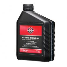 Briggs & Stratton 4 Stroke SAE30 1.4 Litre Engine Oil 100006E