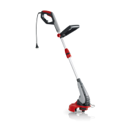 AL-KO GT350 Classic Electric Grass Trimmer