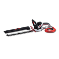 AL-KO HT600 Flexible Cut Electric Hedgetrimmer