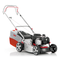 AL-KO Highline 42.7 SP Self-Propelled Petrol Lawn mower