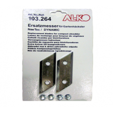 AL-KO Replacement Shredder Blade & Screws Pre-Pack (103264)