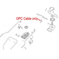 AL-KO Replacement OPC Cable (AK460904)