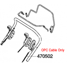 Al-KO Replacement OPC Cable (AK470502)