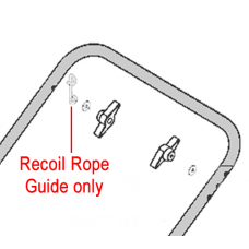 AL-KO Recoil Rope Guide 523756