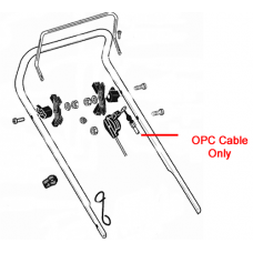AL-KO Replacement OPC Cable (AK545165)