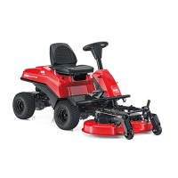 AL-KO Solo FC 13-90.6 HD 2WD Front Deck Ride on Mower