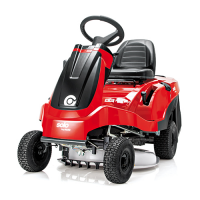 AL-KO Solo R13-72.5 HD Compact Ride On Lawn mower