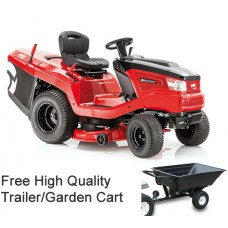 AL-KO Solo T18-95 HD V2 Vacuum Rear Collect Garden Tractor